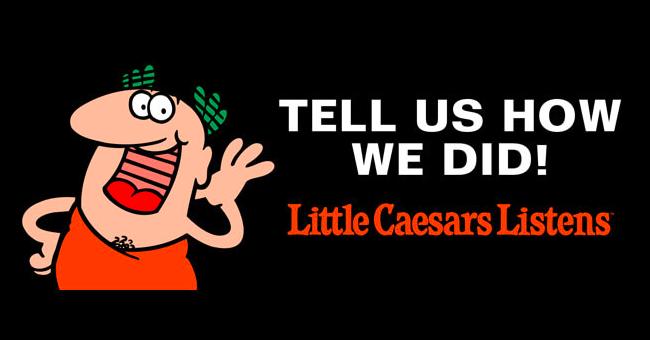 Little Caesars Listens Rewards