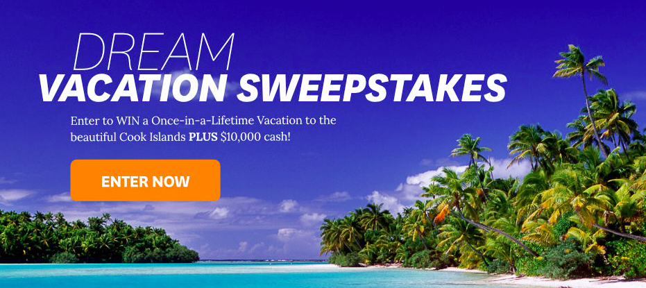 Dream Home Sweepstakes Mailing Address