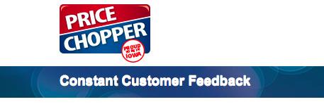 PriceChopperSurvey code