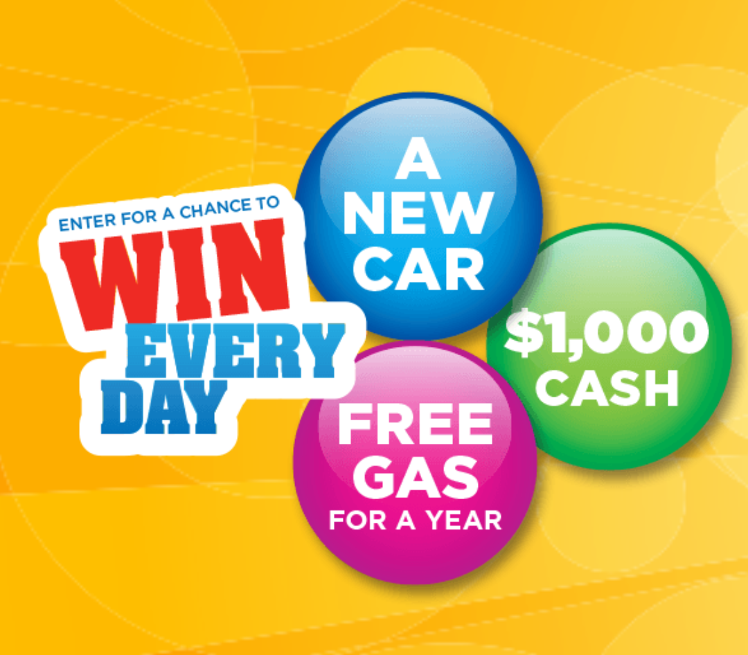 Win Every Day At Circle K Sweepstakes