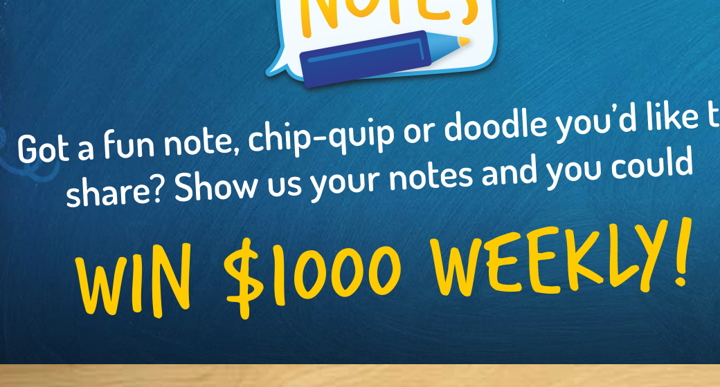 Snackable Notes