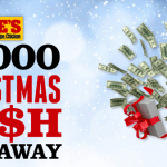 Win $3000 Lee's Christmas Cash Giveaway 2017 (No Purchase Required)