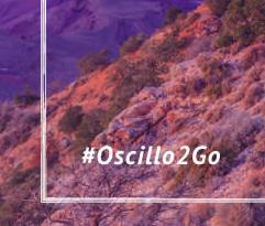 Win $5000 Travel Voucher Wherever You Go, Take Oscillo Sweepstakes