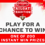 Enter Code TailgateTraditions.com (Plus list of Free Codes)