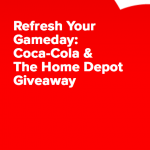 Enter CokePlaytoWin.com/HomeDepot $3,000 Gift Card Sweepstakes