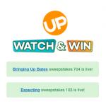 Win $1000 WatchUPandWin.com Sweepstakes