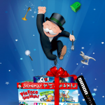 Enter Code KelloggSweeps.com/Hasbro Family Game Time Instant Win Sweepstakes