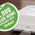 Win a Roomba Prize Package in Bob Vila's $4,000 Clean Home Giveaway
