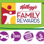 Kellogg's Family Rewards Program Coupons and Sweepstakes