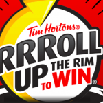 Enter Tim Horton's Roll Up the Rim 2018 Sweepstakes