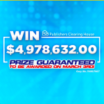 Enter to Win $4,900,000 in PCH Lotto PowerPrize Sweepstakes