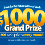 Enter to Win $1,000 in WalmartMoneyCard.com Prize Savings Sweepstakes