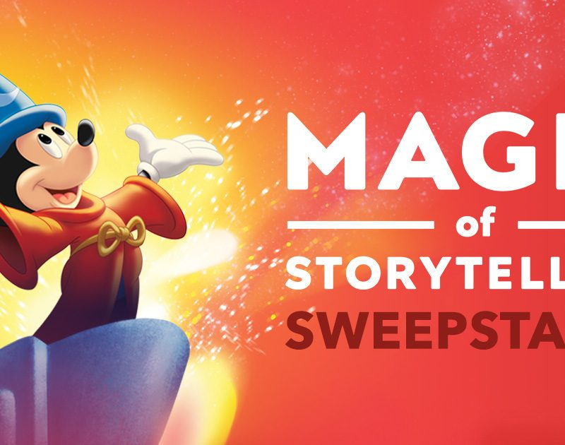 Enter Disney's Magic of Storytelling Sweepstakes to Win a Trip for 4 to Disney's Aulani Hawaiian Resort