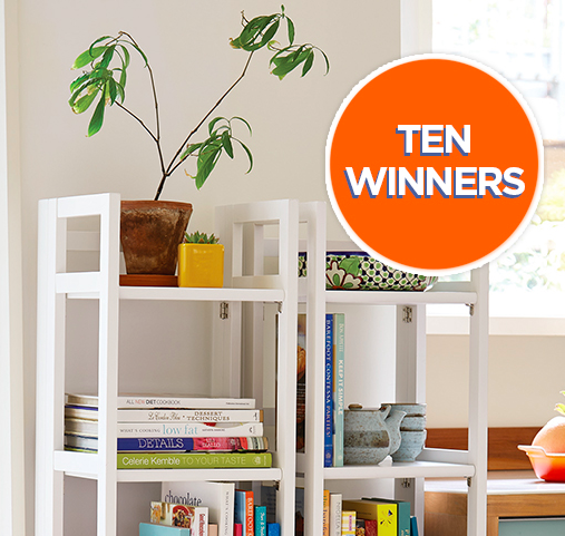 Win $500 Gift Card in HGTV The Container Store Sweepstakes