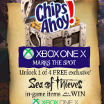 Enter Code ChipsAHOYXbox.com Sweepstakes
