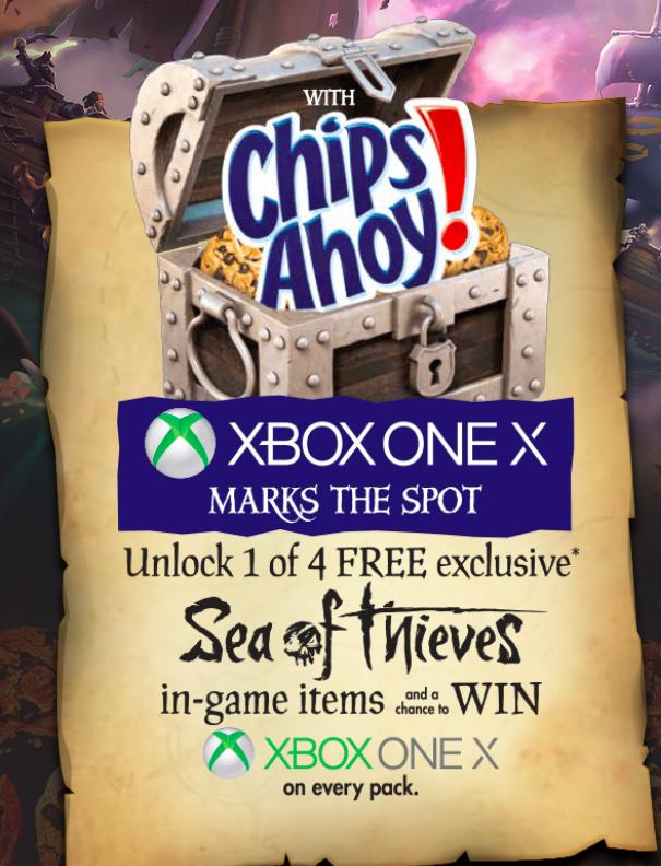 Enter Code ChipsAHOYXbox.com Sweepstakes