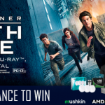 Enter Mushkin & Mazerunner Death Cure Sweepstakes
