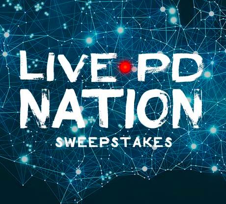 A&E Win Live PD Sweepstakes