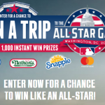 AllStarWeekSweepstakes.com 2018 MLB All-Star Game Tickets!