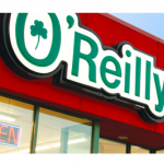 O'Reilly Auto Feedback