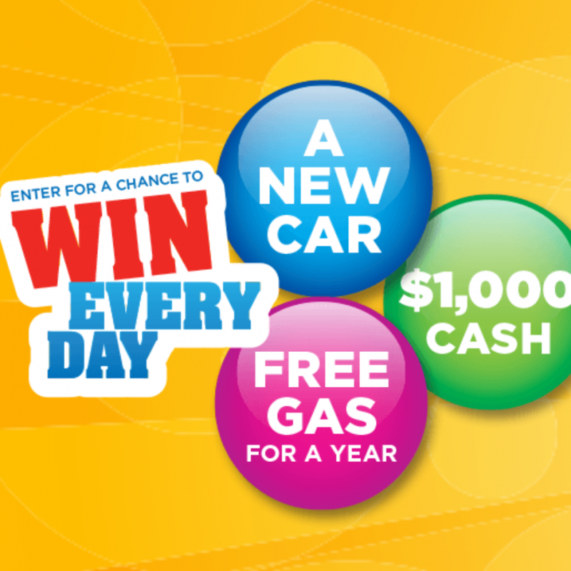 Enter Win Every Day At Circle K Sweepstakes (Win $1,000 Cash)