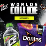 DewandDoritos.com Enter Code to Win Prize