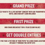 Enter Bob Evans BandsandBiscuits.com Sweepstakes