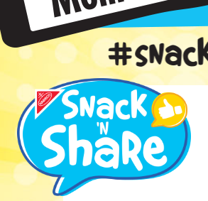 Enter to Win $10,000 Cash in Nabisco Snack 'N Share Sweepstakes