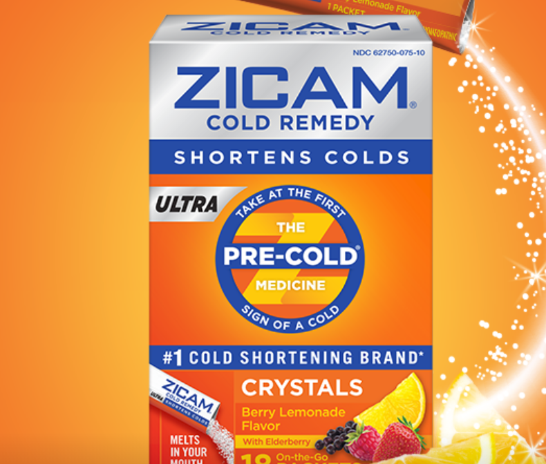 Zicam Class Action Lawsuit (File Claim up to $50)