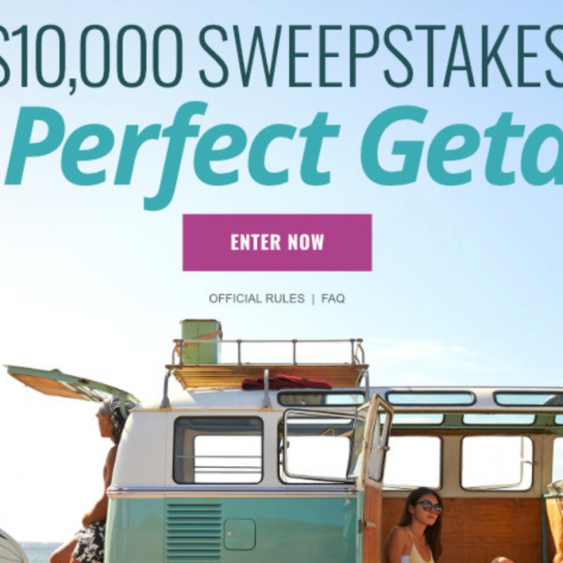 Enter to Win $10k Summer Sweepstakes (Parents, BHG, Shape Magazines)