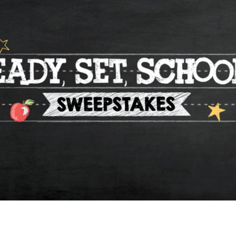Scotties Ready Set School Sweepstakes (Recommended)