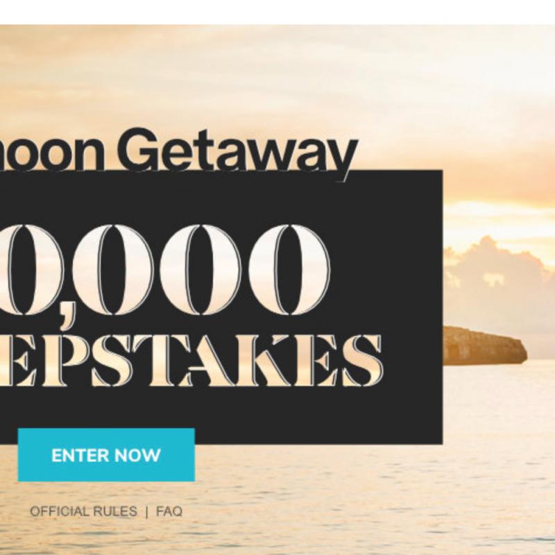 Parents Magazine Babymoon Getaway $10,000 Sweepstakes