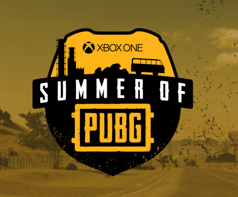 "Microsoft Summer of ""PlayerUnknown's Battlegrounds"" Sweepstakes"